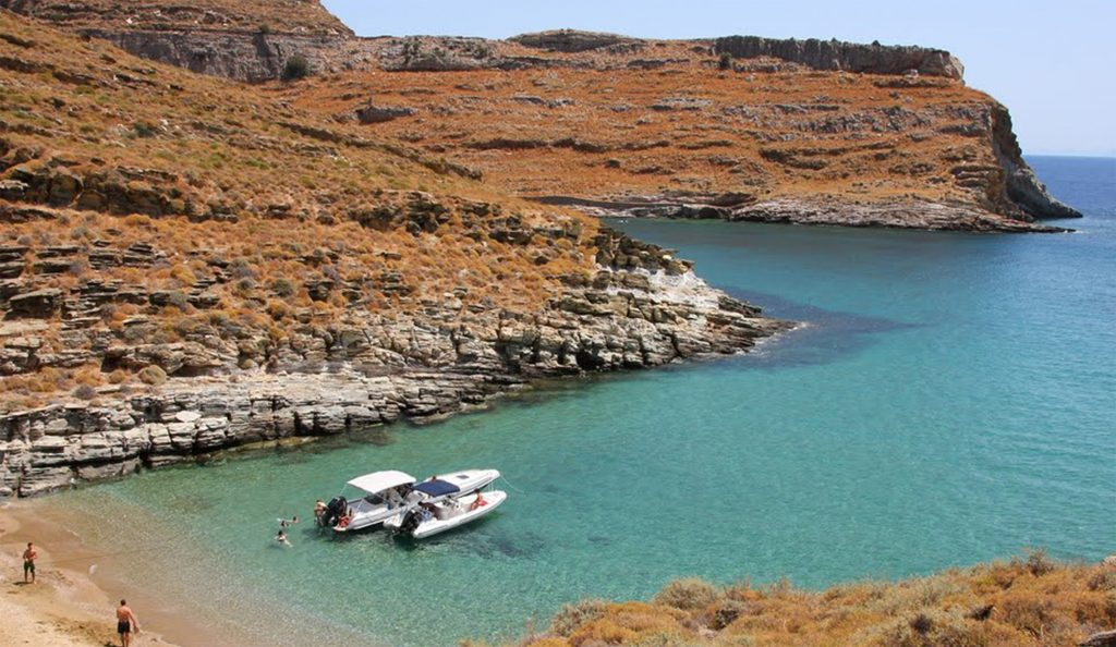 Cyclades Islands Mostro Boat Charter